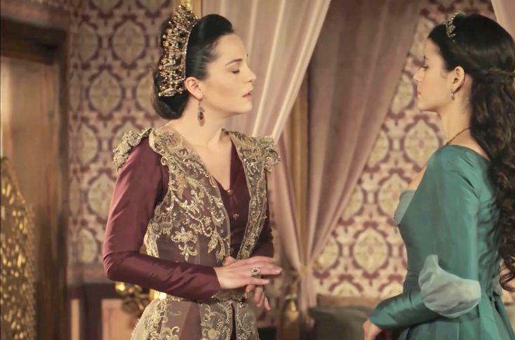 "Handan Sultan - Magnificent Century: Kösem - ""The Longest Night (En Uzun Gece)"" Season 1, Episode 15"