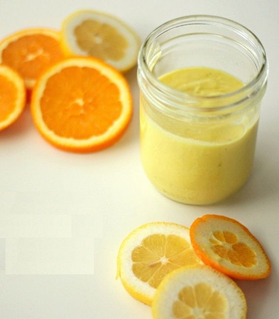 Did you know orange peels can be used to make a natural and healthy body scrub?