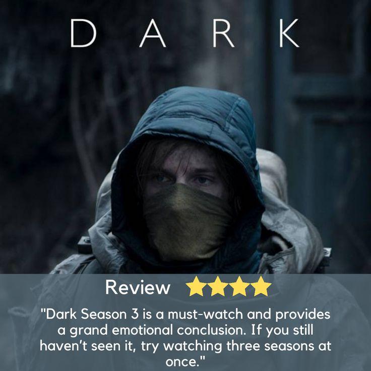 Netflix dark season 3 review in 2020 season 3 seasons