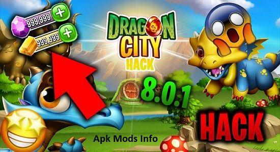 Dragon City Mod APK v8 4 Free Download-Get Unlimited Gems, Food