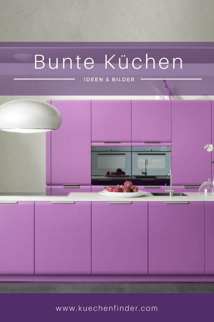 104 best Ideen für bunte Küchen images on Pinterest | Ad home ...