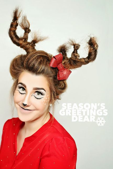 Chelsea Rocks Hair 2013 Holiday Card- photo © Sb Photography. #crazyawesomehairstylist