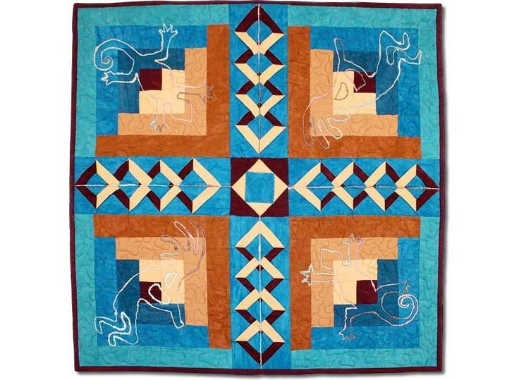 Toadusew Southwest Quilt Pattern 70 Quot X 70 At Hancocks