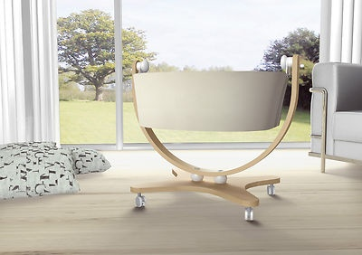 """Culla Lettino Neonati Mamix Design Ovlà """"For One"""" 2012"""