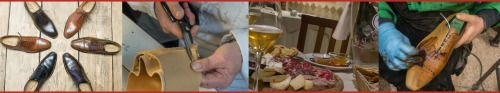 http://chicerman.com  italigenteshoes:  AN ITALIAN EVENING IN KUMLASanta Claus comes from Italy this year  Welcome to an Italian evening on Wednesday 9 December between 18-20 oclock at the Kavat Store on Radiogatan 2 in Kumla. Exclusive offers on our handmade Italian mens shoes from Italigente and Oscar Jacobson and womens shoes from Blankens. There will also be a shoe care school with Jesper Ingevaldsson from Swedens largest shoe blog Shoegazing and we will offer Italian delicacies and…