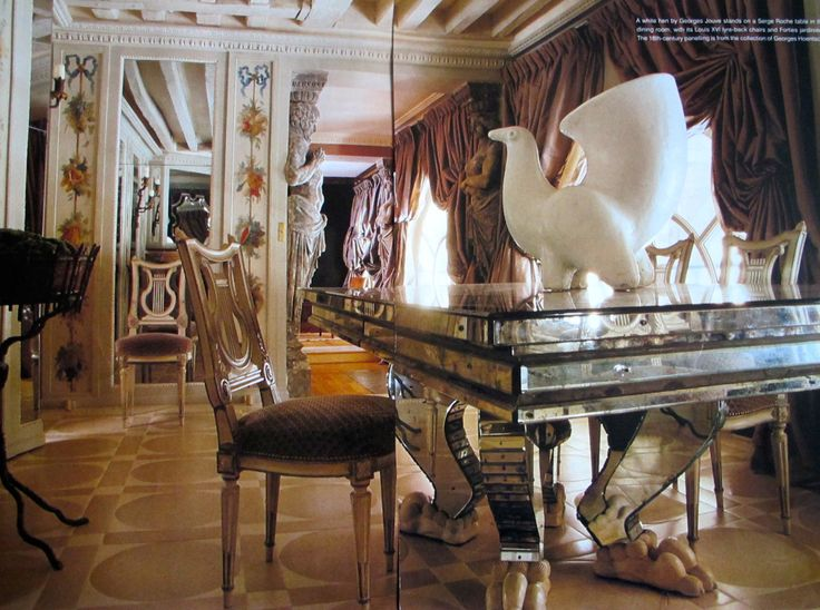 17 Best Images About Serge Roche On Pinterest Baroque