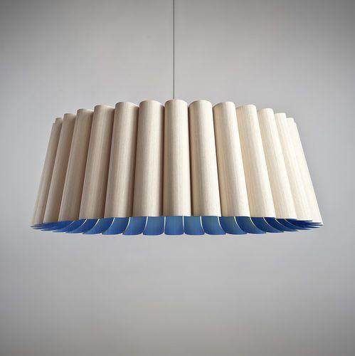 Lampe suspension / design original / en bois RENATA 80 by Marcelo Dabini & Nadia Corsaro Wep light