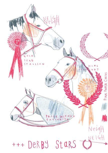 Pink Paper Circus