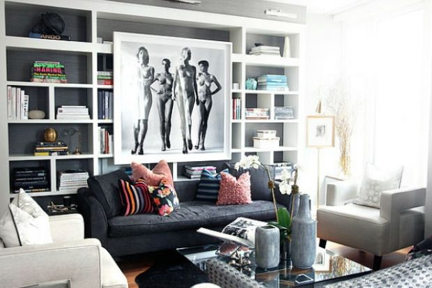 Fashion Headquarters: Spaces Inspired by Threads | California Home + Design