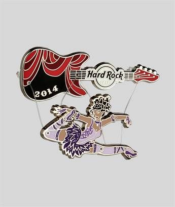 Puppet Girls Purple Outfit 3 14 | Hard Rock Shop