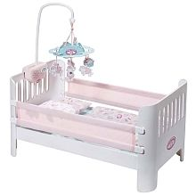 Baby Annabell - Bed with Mobile