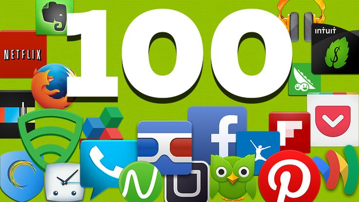 The 100 Best Android Apps of 2013 from PC Magazine. Use the link below to view the entire list.