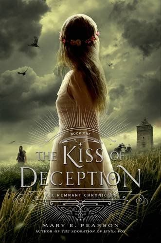 The Kiss of Deception (The Remnant Chronicles) by Mary E. Pearson http://www.amazon.com/dp/1250063159/ref=cm_sw_r_pi_dp_ZtqOvb12GSBFS