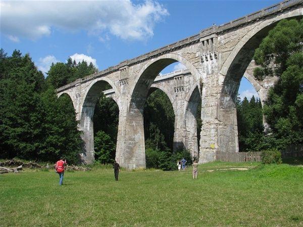 Suwalskie aqueducts