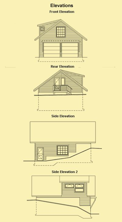 Garage House Plans With Apartments Garage Apartment Plans Carriage House Plan With 2 Car
