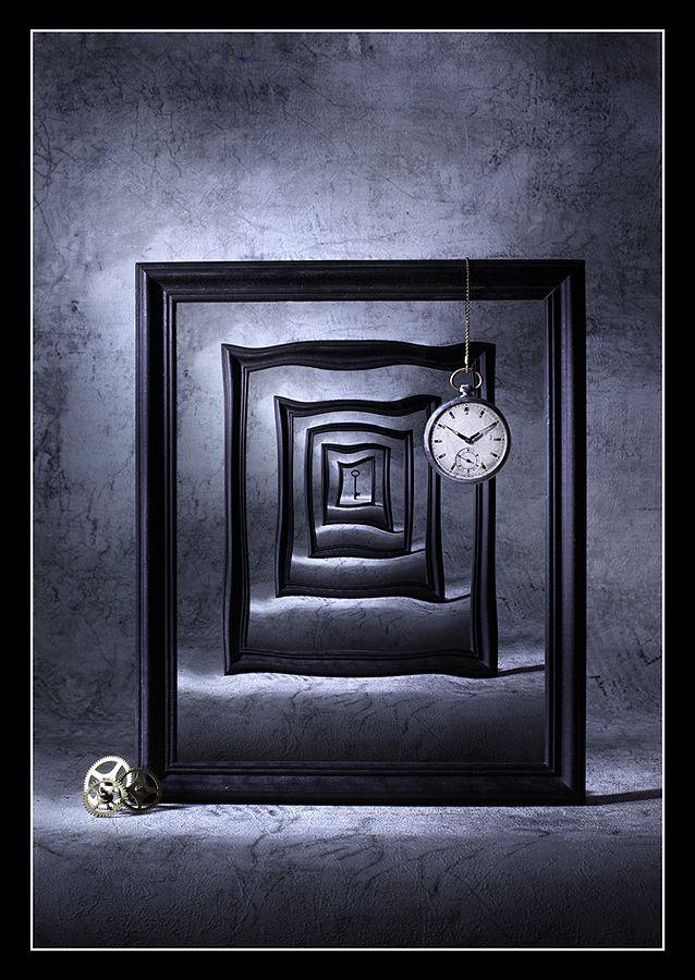 Fotografiere die Zukunft. Der Schlüssel zur Ewigkeit. von Victoria Ivanova auf 500px