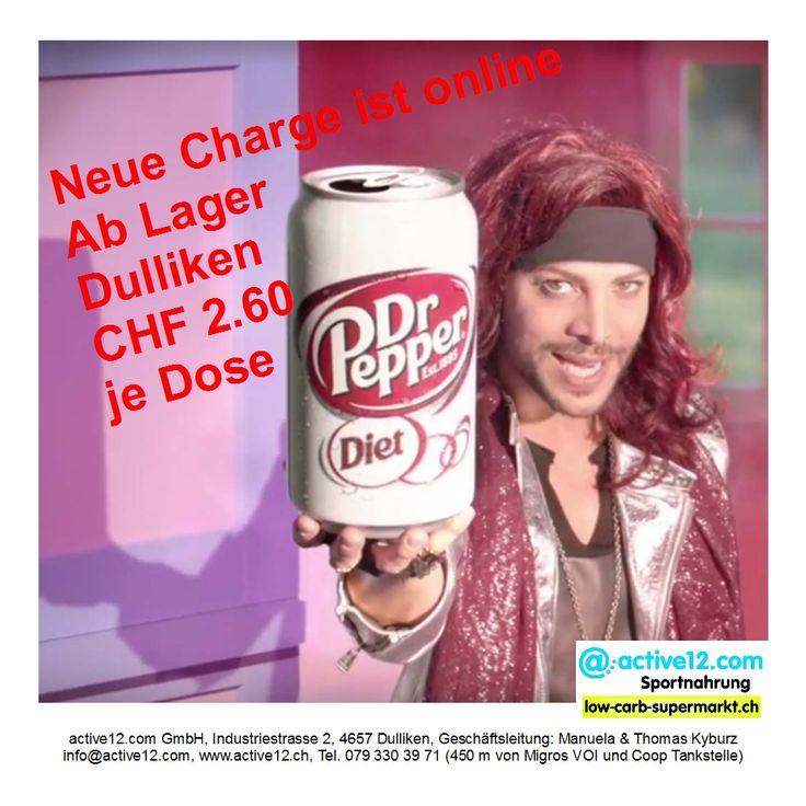 #DrPepper #DrPepperDiet #Diet #Pepper #Drink #NewYear #CoolDrink #Diät #abnehmen #Gewichtsreduktion #lowcarb #nocarb #nofat #kalorienarm #ohneKalorien #caloriefree #Dukan #Atkins #SouthBeach #ketogen #Fitness #Dulliken #Olten #active12