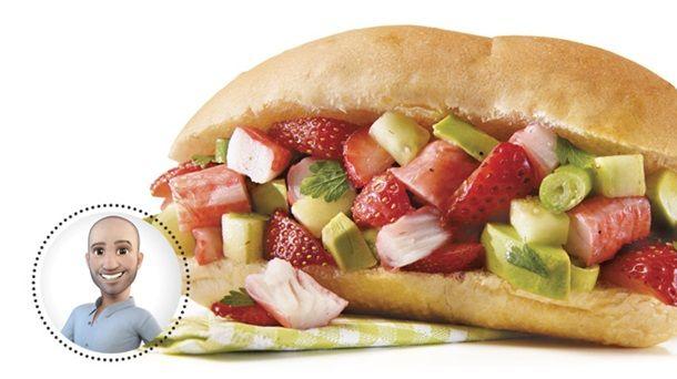 PUB-65179-Stefano-Salade-goberge-fraises-662x371