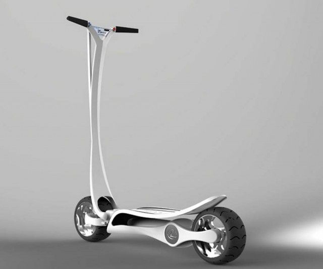 CT-S Electric scooter