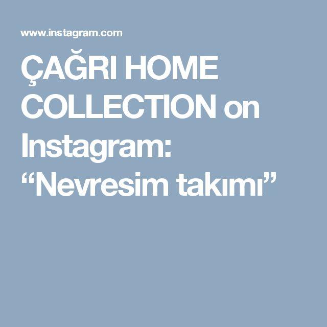 """ÇAĞRI HOME COLLECTION on Instagram: """"Nevresim takımı"""""""