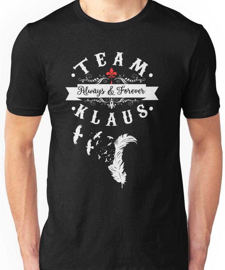 Team Klaus. The Originals. V2. Unisex T-Shirt
