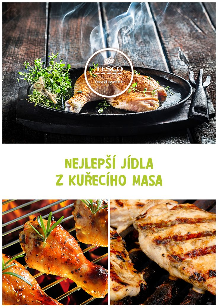 Grilování: 3 tipy na nejlepší jídla z kuřecího masa