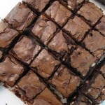 Thermomix soft gooey brownies
