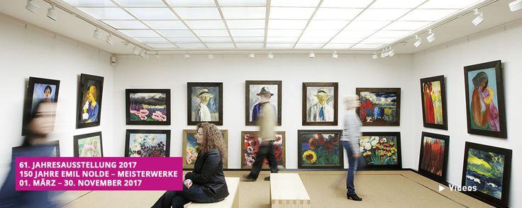Emil Node Museum in Seebüll. Ausstellungen, Veranstaltungen und Informationen über das Museum