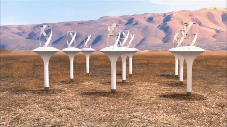 Innovation solidaire : WaterSeer l'éolienne qui produit de l'eau potable #Environnement, #Innovation - Mise au point pour venir en aide aux populations reculées des pays qui manquent d'eau, cette éolienne autonome produit de l'eau potable et pourrait bien devenir la solution pour apporter de l'eau à tous à travers le monde