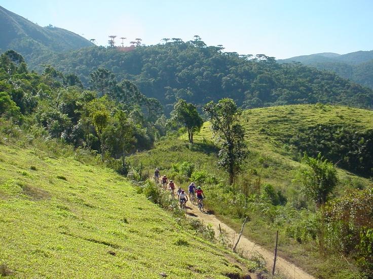 Bocaina forest park Brazil