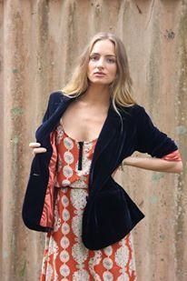 Kasbah maxi dress... www.lalalatrobe.com