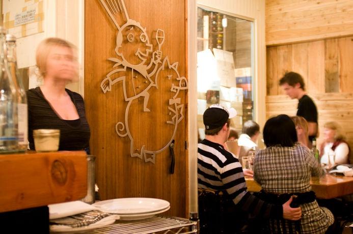 Food and Chef Photos: Chef Martin Picard of Au Pied de Cochon - Montreal, Canada