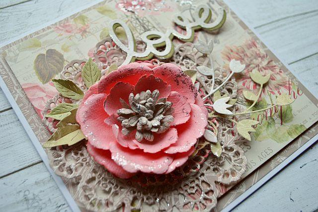 Valentine card/Walenynka/Valentinskarte by Koczes