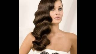 Faux Finger Waves hair tutorial with a Deep Waver by ilovegerardo