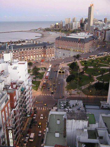 La ciudad donde yo vivo, Mar del Plata, Argentina