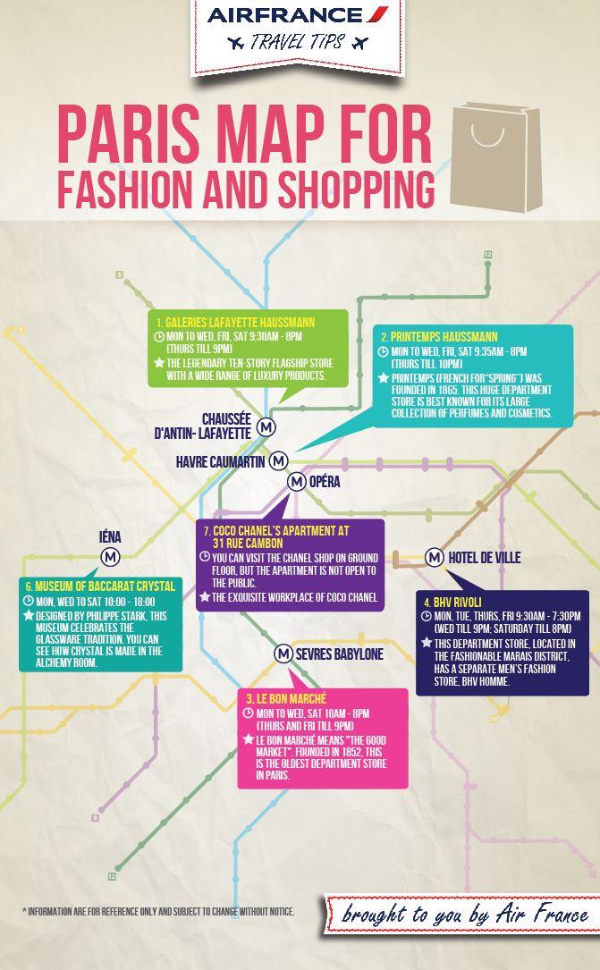 #Shopping in #Paris