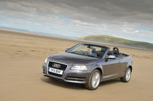 2014 Audi A3 Cabriolet Black Release 600x399 2014 Audi A3 Cabriolet Specs, Price, with Images
