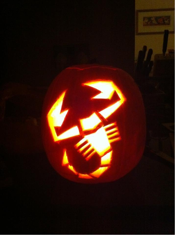Trick or treat? #Halloween:-)