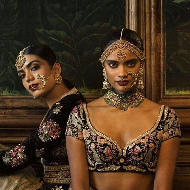 Classic Jewels by #KishandasForSabyasachi.  #Sabyasachi #Gorgeous #Ethereal #Pearls #ClassicBeauty @sabyasachiofficial