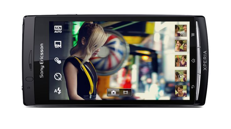 Harga Sony Xperia Arc, Cocok Buat yang Suka Foto-foto