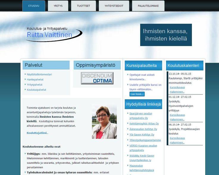 Laadukkaiden koulutuspalveluiden yritys. kotisivut: http://www.teamprog.fi/