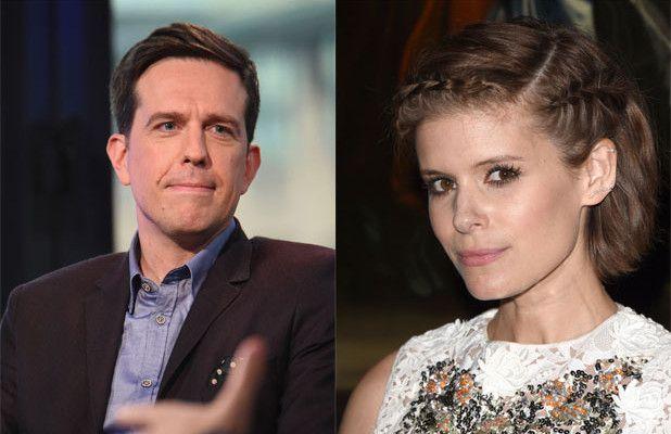 Kate Mara, Ed Helms Join Cast of Ted Kennedy Film 'Chappaquiddick' - Houston Chronicle