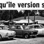 A la recherche de photos de la Presqu'île dans les années 60