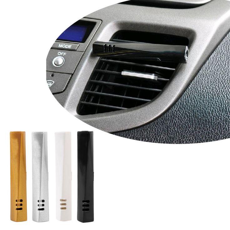 Natuurlijke Geur Auto Airconditioner Vent Magic Monolick Luchtverfrisser Geur Nieuwe