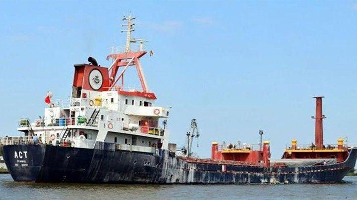 Κοτζιάς: Το πλοίο με τουρκική σημαία ήταν ύποπτο για μεταφορά ναρκωτικών