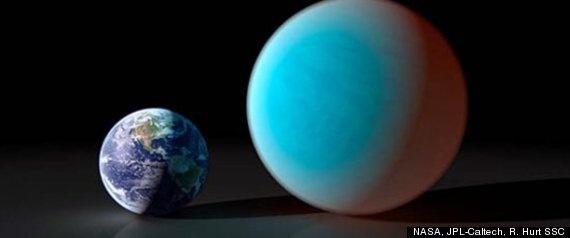 Earth-Like 'Super-Earth' Planets More Like 'Mini-Neptunes,' Astronomers Say