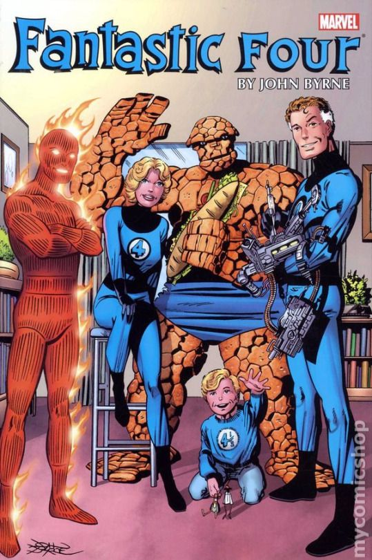 Fantastic 4 Cartoon Characters : Best images about fantastic four on pinterest