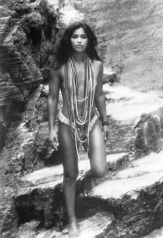 Denise Matthews, before Vanity 6