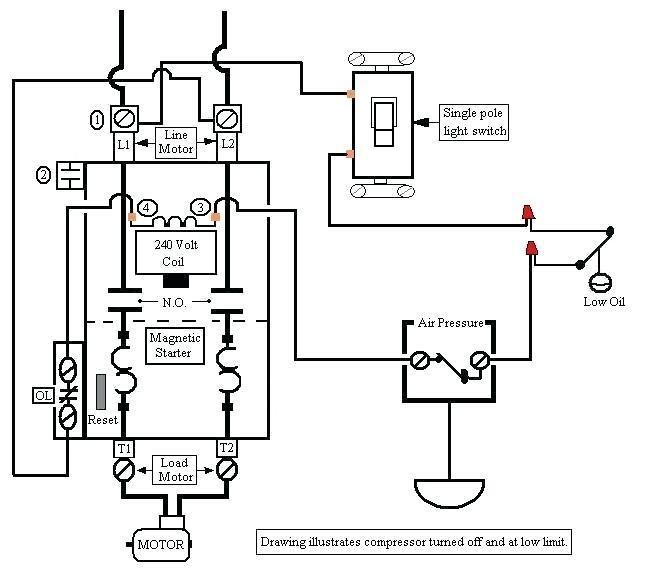 Motor Control Center Schematic Diagram