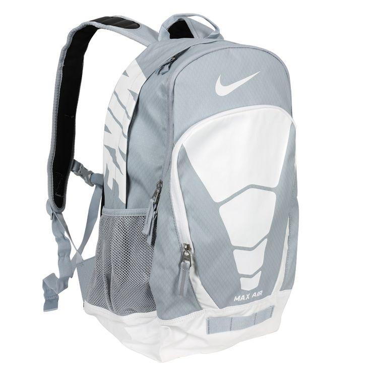 nike school backpacks silver